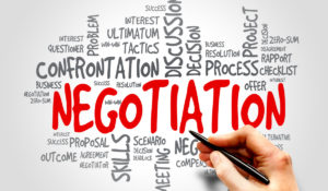 Five Tips To Become A More Successful Negotiator